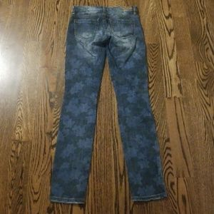 Blank NYC Jeans - Floral Print Jeans